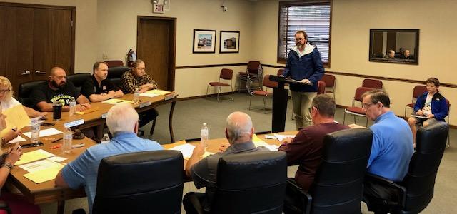 Carmi City Council Recap from Tuesday, June 15, 2021