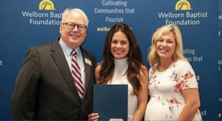 We Love White County Wins Grant from Welborn Baptist Foundation