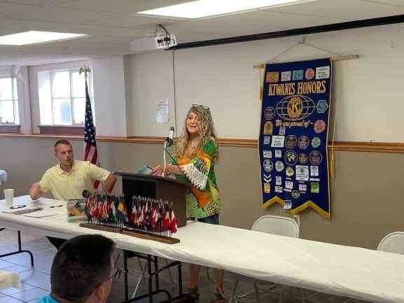 Carmi Kiwanis Club's Thursday Meeting – A Presentation From Author Teresa Barger