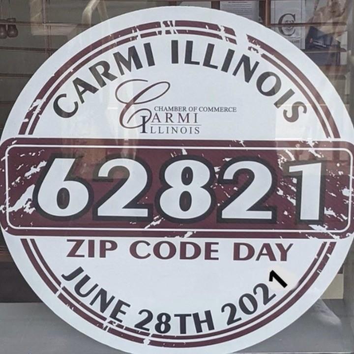 Mayor Declares 62821 Zip Code Day