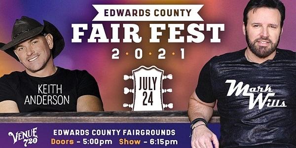 Edwards County Fair Set to Go